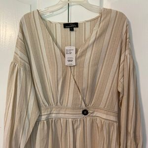Women's NWT Suzanne Betro Top Size Large